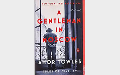 1. A Gentleman in Moscow: A Novel