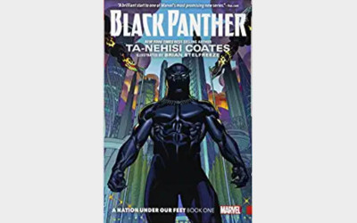 10. Black Panther: A Nation Under Our Feet Book 1