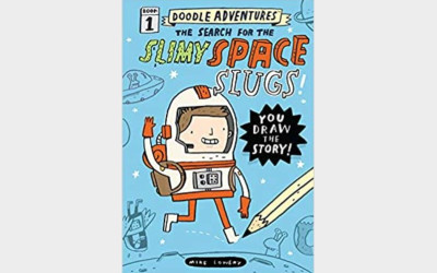 10. Doodle Adventures: The Search for the Slimy Space Slugs!