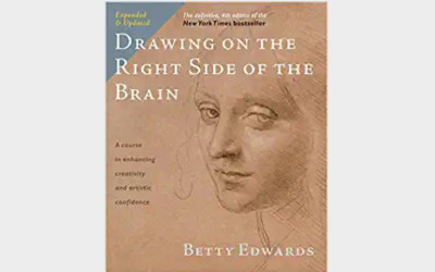 11. Drawing on the Right Side of the Brain: The Definitive, 4th Edition