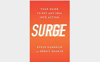 2. Surge: Your Guide To Put Any Idea Into Action