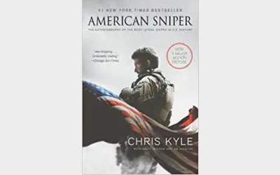 5. American Sniper: The Autobiography of the Most Lethal Sniper in U.S. Military History
