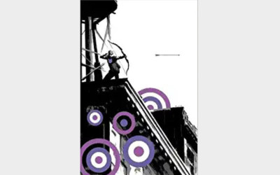 7. Hawkeye, Vol. 1: My Life as a Weapon (Marvel NOW!)