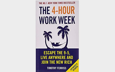 9. The 4-Hour Workweek: Escape 9-5, Live Anywhere, and Join the New Rich (Expanded and Updated)
